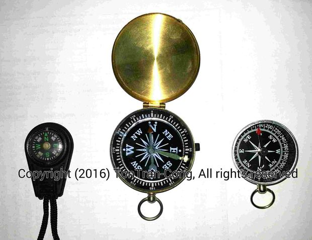 3 Compasses Chinese
