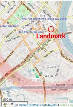 LandMarkMap
