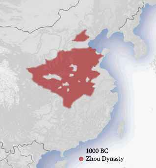 Zhou_dynasty_1000_BC Châu